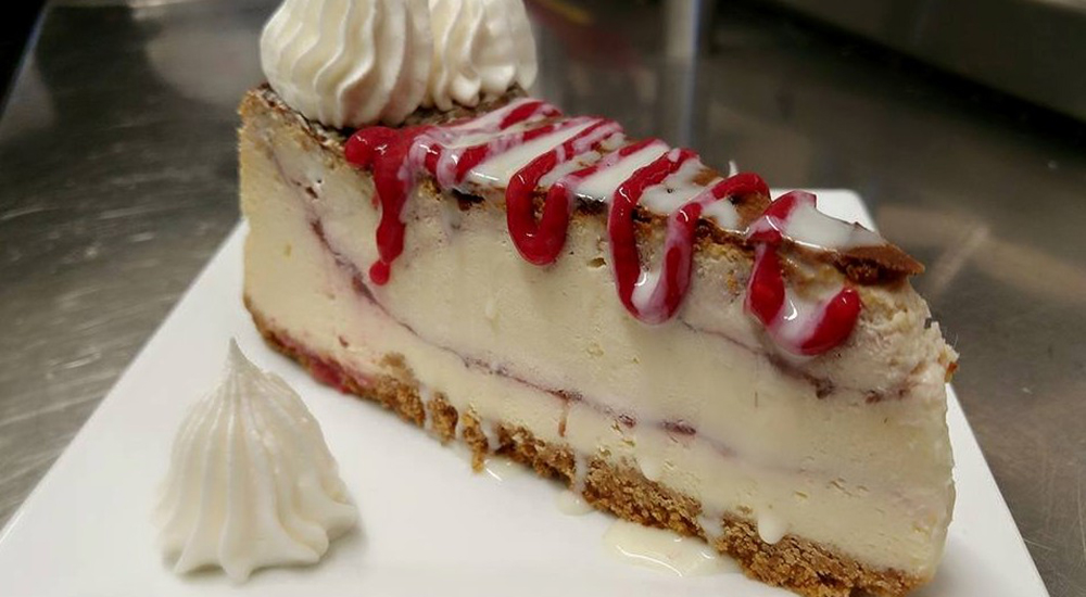 Draganetti's Cheesecake